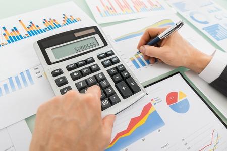 analityk opracowujący bilans