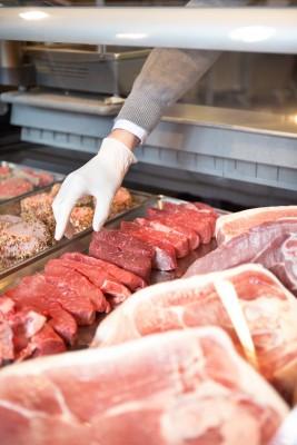 różne elementy mięsa
